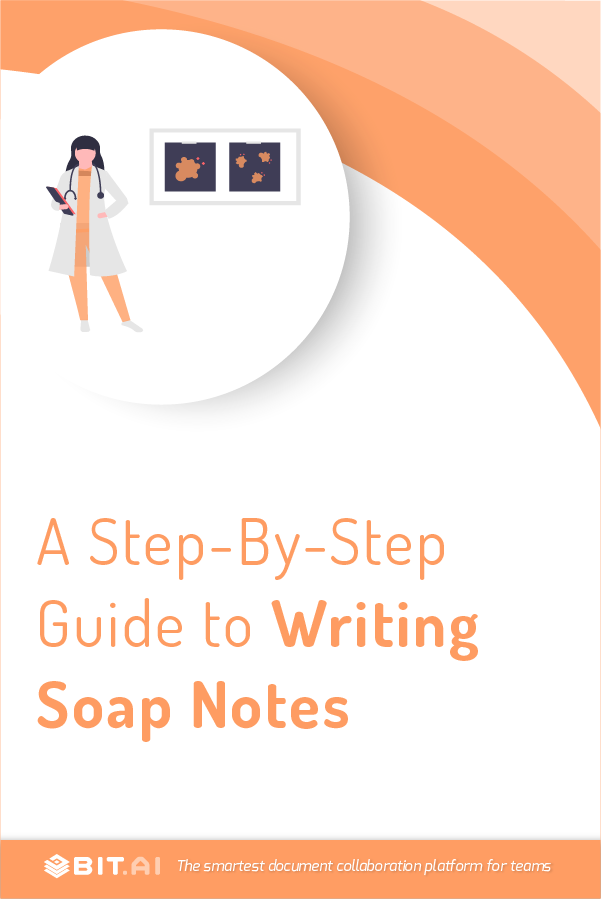 Writing soap notes - pinterest