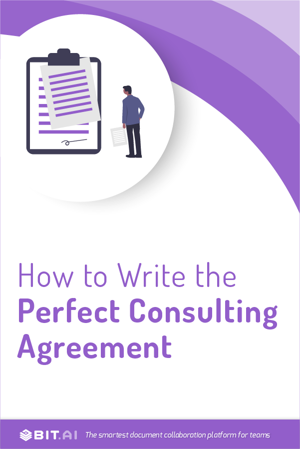Consulting agreement - Pinterest