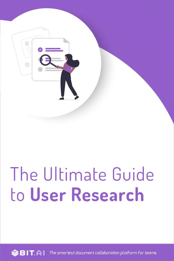 User research - pinterest