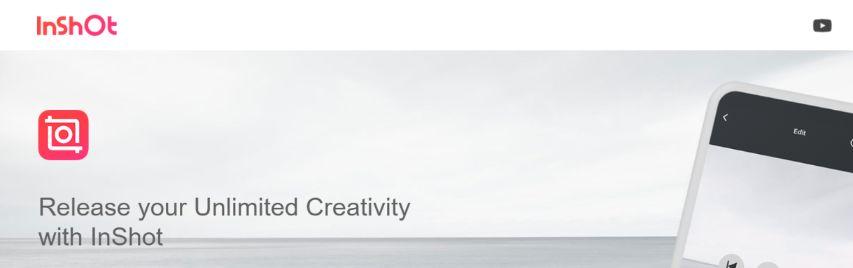 Inshot: Video editing app
