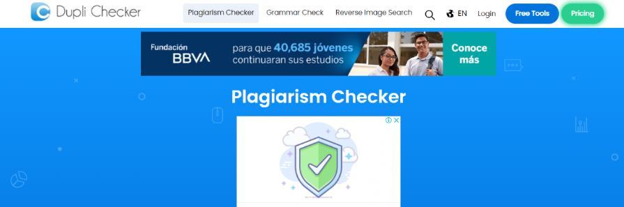 Duplichecker: Plagiarism checker