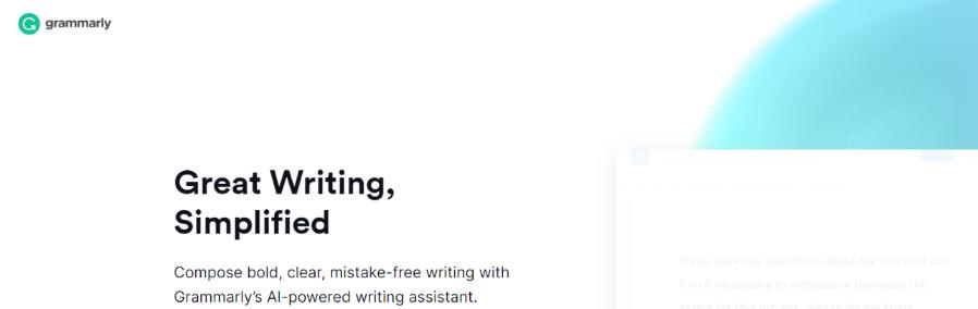 Grammarly: Plagiarism checker