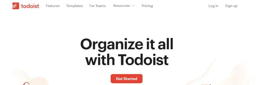Todoist: Task Manager App