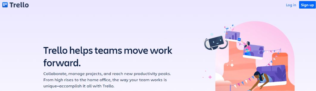 Trello: Task Manager App