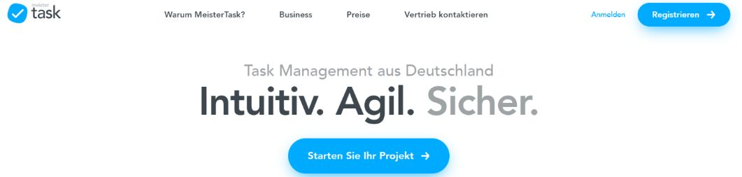 MeisterTask: Task Manager App