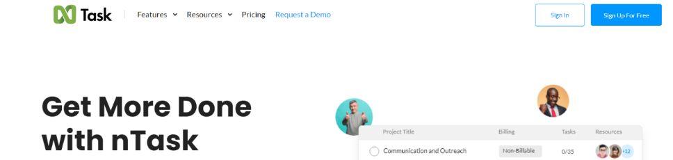 nTask: Task Manager App