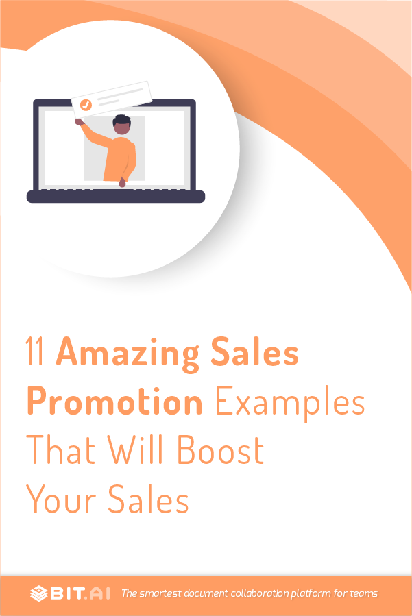 Sales promotion examples - pinterest