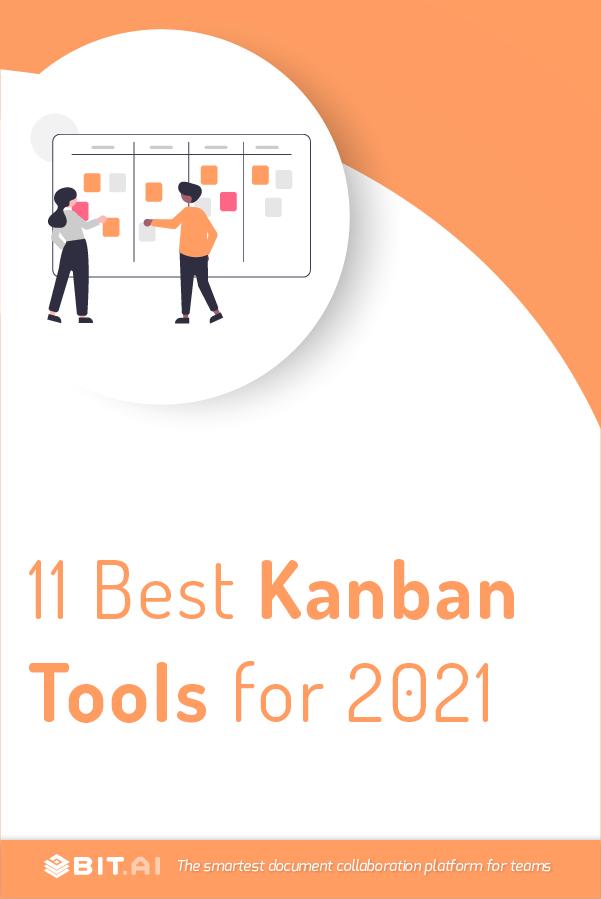 Kanban tools and software - Pinterest