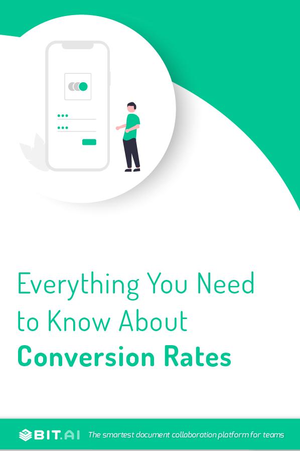 Conversion rate - Pinterest