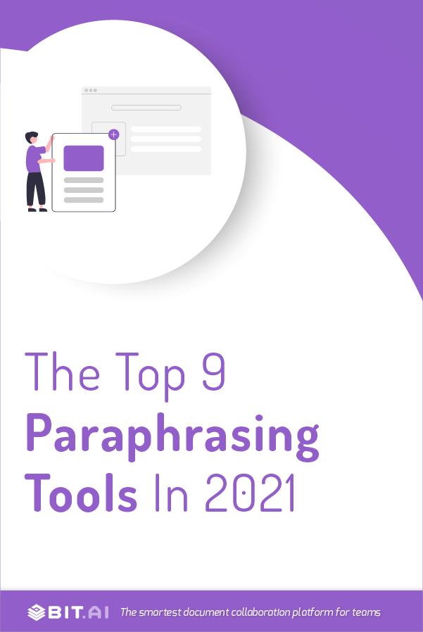 Paraphrasing tools - Pinterest