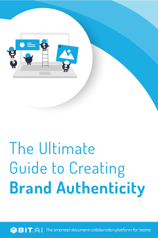 Brand authenticity - pinterest