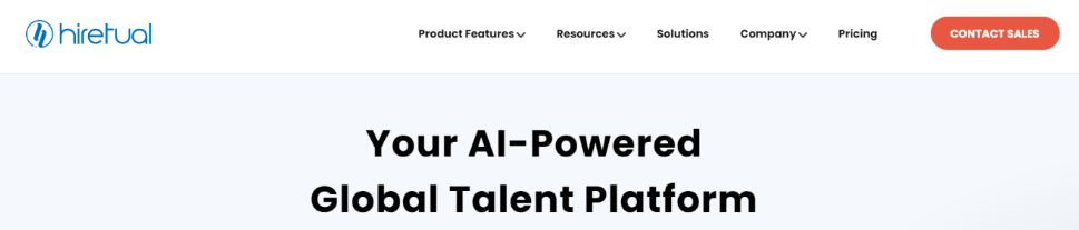 Hiretual: Talent Management System and Software