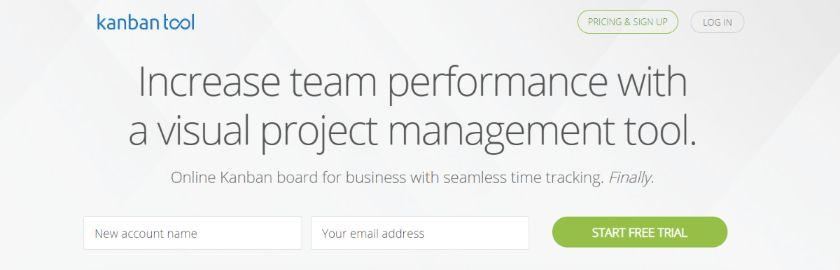 Kanban tool and Software