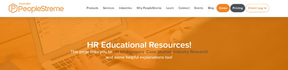 Peoplestreme: Talent Management System and Software