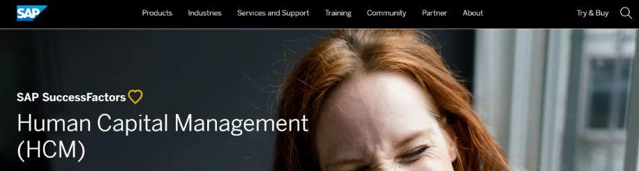 Sap Success Factors: Talent Management System and Software