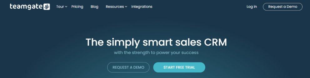Teamgate: Sales management tool