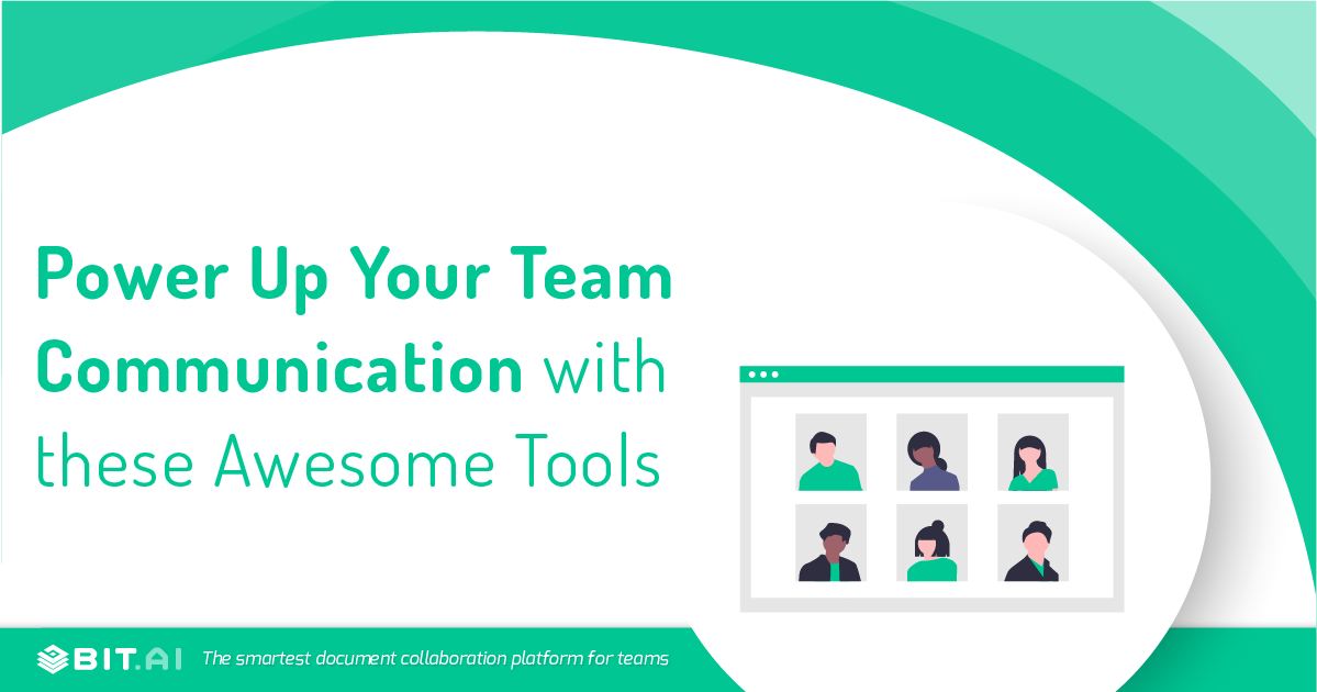 How Team Communication Tools Can Empower Teams & Amp Up Productivity?