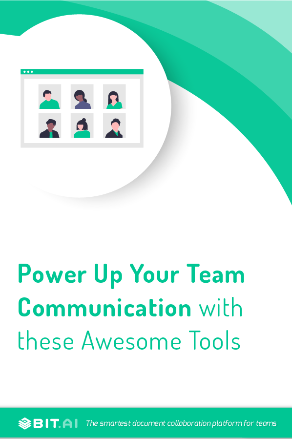Team communication tools - Pinterest