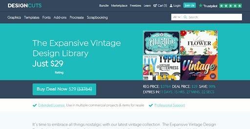 Design website's tripwire example